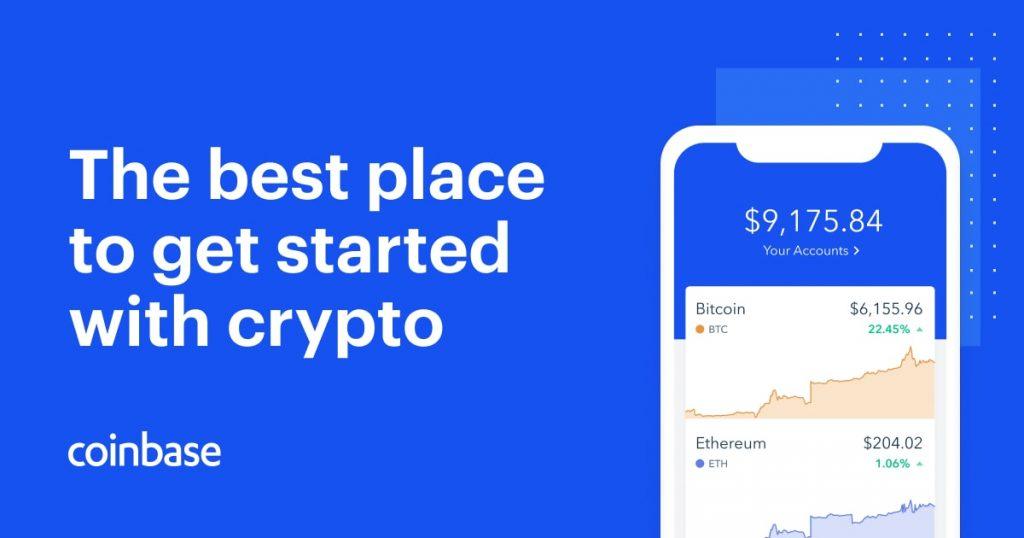 coinbase app, beste crypto app, crypto kopen app, Crypto exchange, Beleggen in crypto