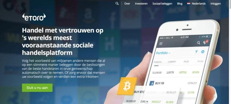 etoro app, social trading app, eToro trading app