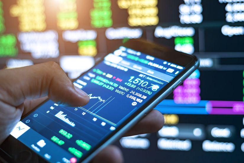 mobiel beleggen app